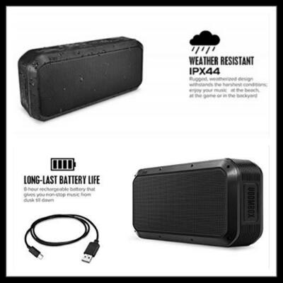 Voombox Party Portable Bluetooth Speaker