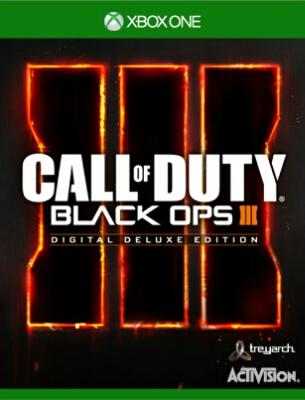 Black ops 3 Digital Deluxe edition