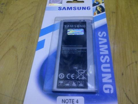 Battery samsung G note 4 (korea)