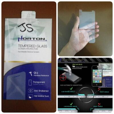 TEMPERED GLASS NORTON FOR SAMSUNG GALAXY J5