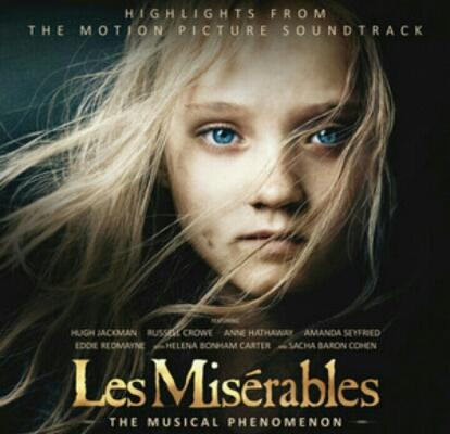 Cd OST Les Miserables movie