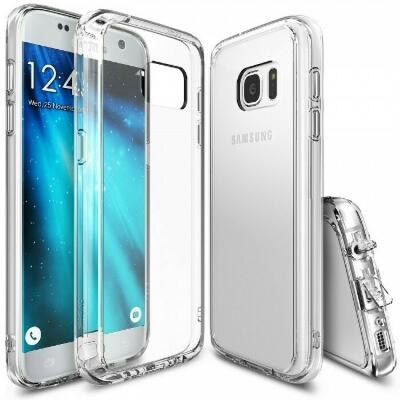 Ringke Fusion For Samsung Galaxy S7 / Case Crystal View NEW and ORIGINAL 100%