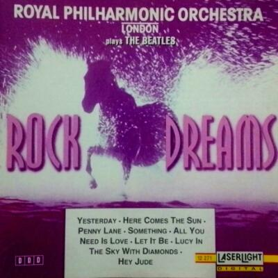Cd The Beatles Rock Dreams Royal Philharmonic Orchestra