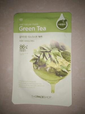 The FaceShop - Natural Sheet Mask