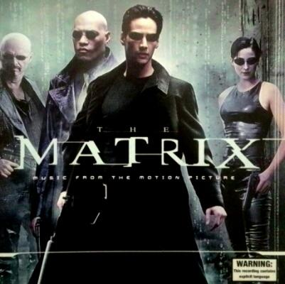 Cd OST The Matrix movie