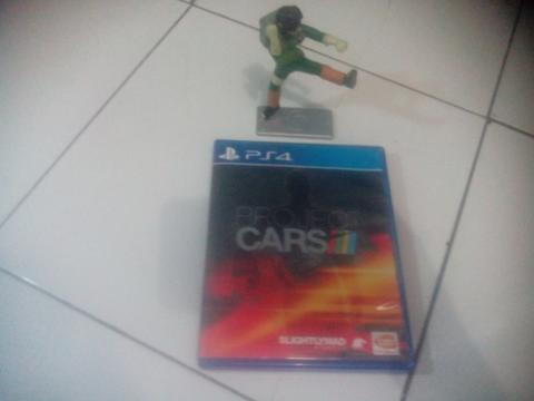 Project Cars PS4 Reg 3 Fullset Mulus