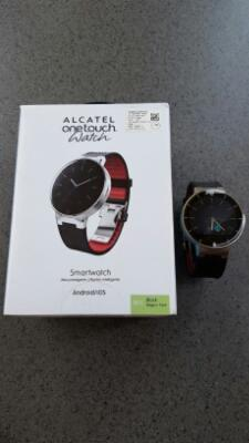 Alcatel Onetouch Watch. Smartwatch buat Android dan iOS