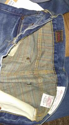 Jeans Evisu New With Tag