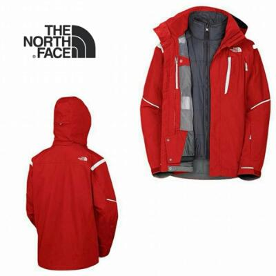 THE NORTH FACE VORTEX TRICLIMATE SIZE M MENS BKN PATAGONIA DOWN MHW MAMMUT BERGHAUS