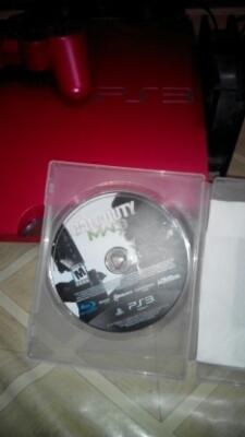 Kaset call of duty MW 3 ps3
