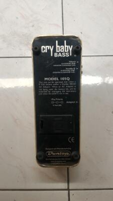 Cry baby bass 105Q