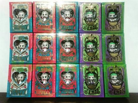 Hot Toys Cosbaby Keychain Suicide Squad