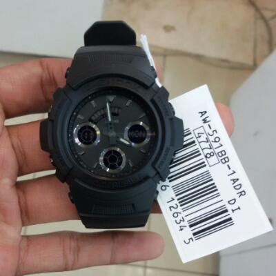Gshock AW591BB original / G shock AW 591BB original