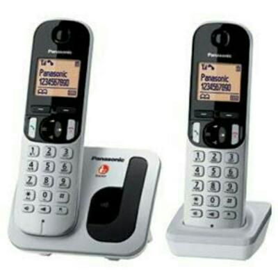 Telepon wireless cordless PANASONIC KX-TGC212