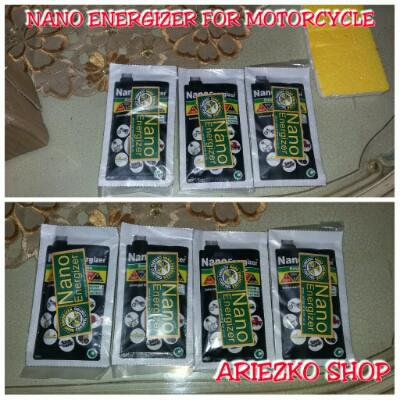 NANO ENERGIZER FOR MOTORCYCLE