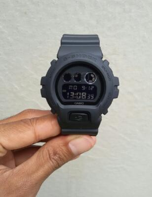 Gshock DW6900BB Original / G shock DW 6900BB Original