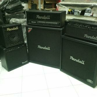 Randall Amplifier...COMPLETE..!!