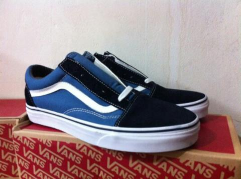 a90042506e Terjual Jual Original Vans Old Skool Navy