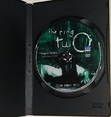 Terjual Dvd The Ring 2002 The Ring Two 2005 Kaskus