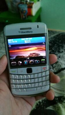 BB Onyx 2 (9780) second, kondisi normal