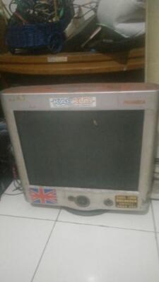 monitor crt 17 inch