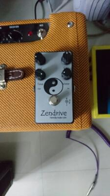 Lovepedal Hermida Audio Zendrive (Dumble in a Box)