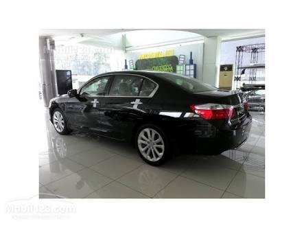 Ready Honda New Accord 2016 Warna Hitam Keren