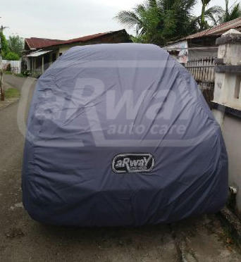 Selimut / Cover Mobil Outdoor Optimaguard Dual Layer
