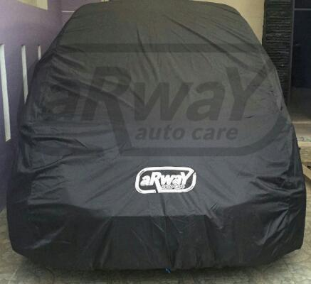 Selimut / Cover Mobil Outdoor Optimaguard Trilayer (City Car)