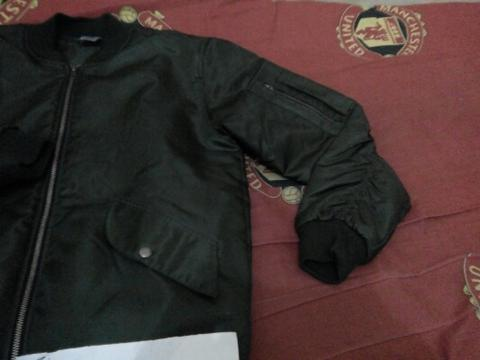 WTS Jacket Bomber Based Club Arena Xprnc Size M (Not Alpha Industries)