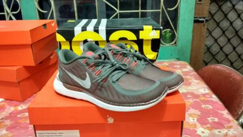 ORIGINAL Running Shoes Sepatu Lari Nike Free Run 5.0