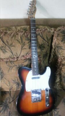 squier tele california series tahun 2000