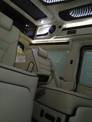 CHEVROLET EL KAPITAN 5.3 [ VVIP LUXURY CARS VAN ]
