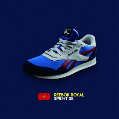 REEBOK ROYAL SPRINT SE (SIZE 41)