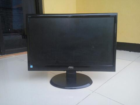 "LED Monitor 19"" AOC E950Swn"