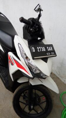 honda vario 125 LED th 2015