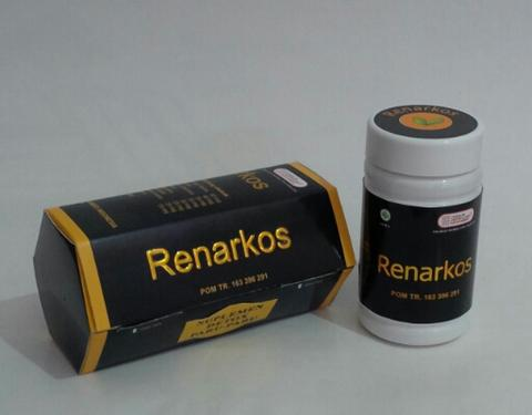 renarkos herbal super membuang racun rokok