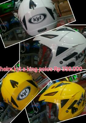 helm kyt acorpion king