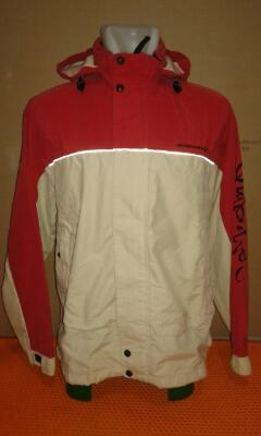 jaket hiking/running quiksilver