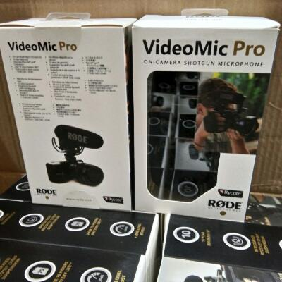 Microphone RODE VIDEO mic Pro