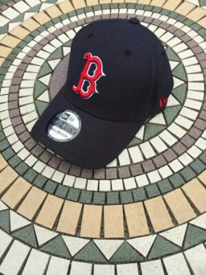 boston red sox 'newera cap 39Thirty' flexfit boston back patch