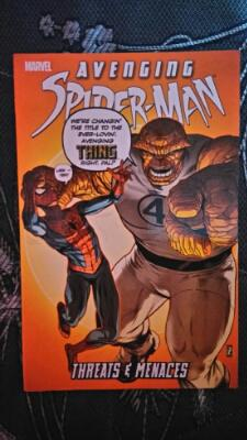 US Comic, Marvel Comics Spider-Man TPB