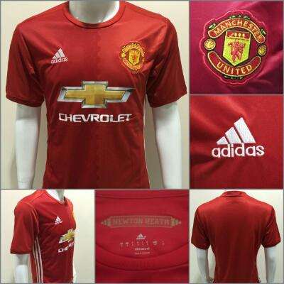 Jersey Manchester united home 16/17 grade ori aaa