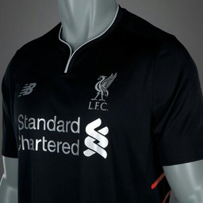 JERSEY LIVERPOOL FC AWAY 2016/2017