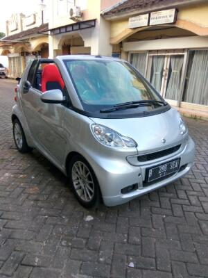 Mobil smart cabriolet th 2011