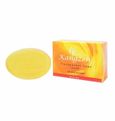 Kangzen Transparant Soap with EPO