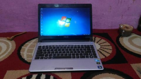 Asus Graphic Edition Dual vga Nvidia U7300 Slim model