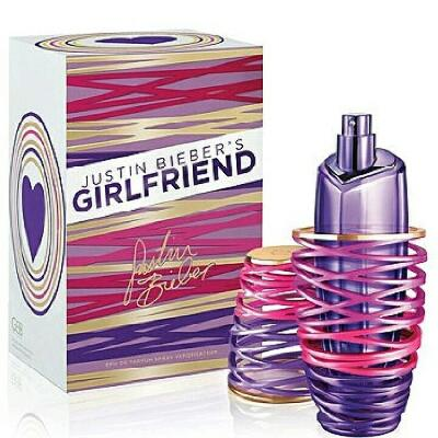 parfum original justin bieber girlfriend for women