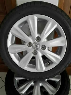 velg oem yaris trd ring 15