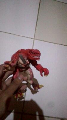 action figure monster